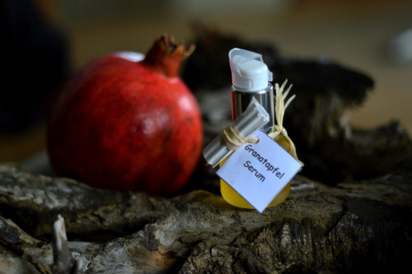 Ölserum Argan – Granatapfel