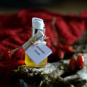 Ölserum Wildrose - Kameliensamenöl