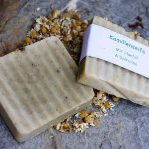 Kamillen-Seife